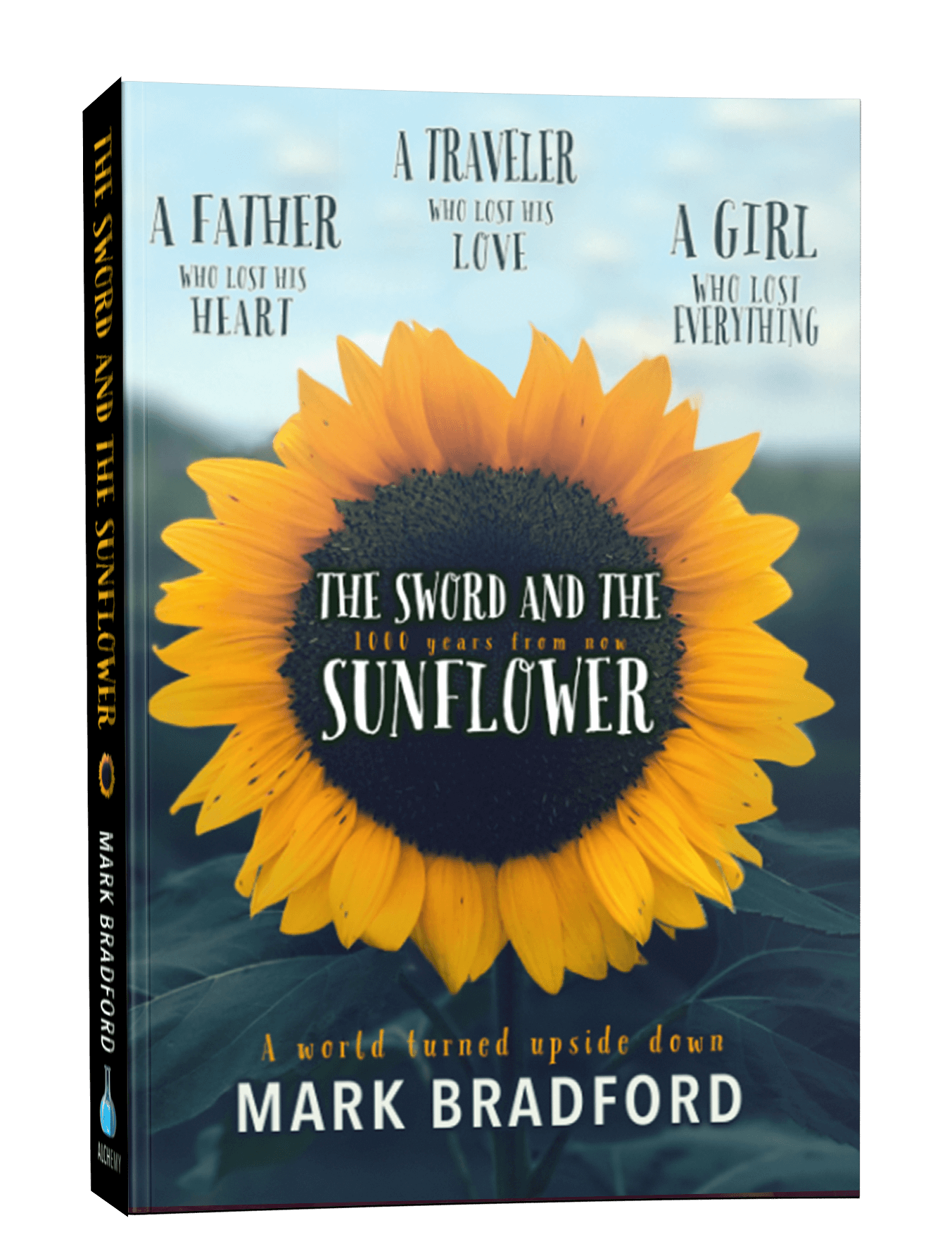The Sword and the Sunflower epic fiction fantasy sci-fi